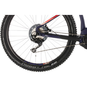 Cube Access Hybrid Race 500 E-mountainbike Damer violet
